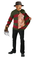 Freddy Chest Of Souls Sweater Adult Costume