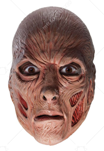 Freddy Kreuger 3 4 Teen Mask
