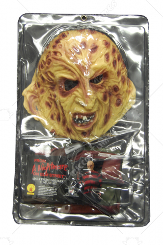 Freddy Krueger Blister Adult Costume