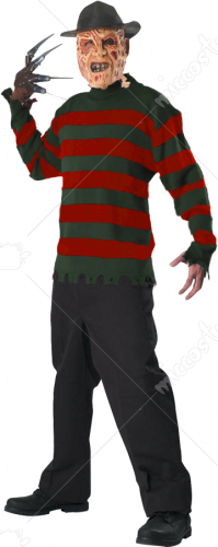 Freddy Sweater Extra Large Adult Costume