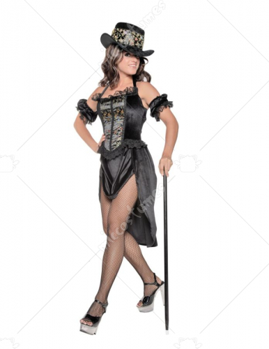 French Cabaret Costume