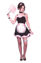 French Maid Teen Costume