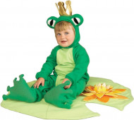 Frog Prince Little Infant Costume