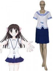 Fruits Basket Tohru Honda Cosplay Costume