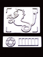 Fullmetal Alchemist Cosplay Collar Badge