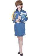 Fullmetal Alchemist Sheska Cosplay Costume
