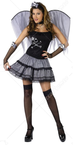 Funky Punk Fairy Costume