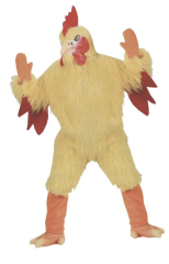 Funny Chicken Adult Costume