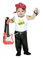 Future Rock Star Boy Costume