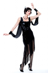 Glamour Flapper Womens Costume