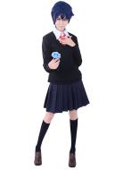 Gekkan Shoujo Nozaki-kun Yu Kashima Cosplay Costume Women S