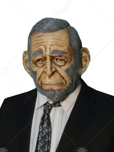 GW Bush of the Apes Halloween Mask