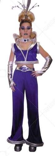 Galaxy Princess Costume