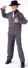 Gangster Male Child Costume