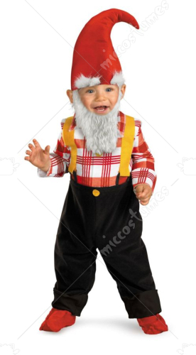 Garden Gnome Infant Costume