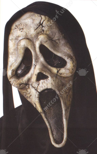 Ghost Face Zombie Mask