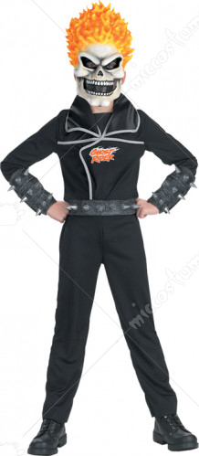 Ghost Rider Child Costume