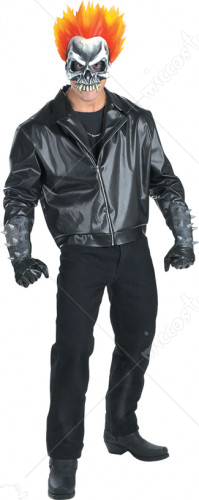 Ghost Rider Tween Costume
