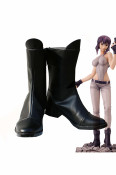Ghost in the Shell Motoko Kusanagi Cosplay Shoes