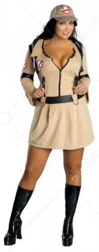 Ghostbuster Plus Size Costume