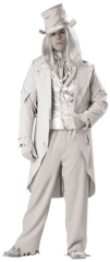 Ghostly Gentleman Adult Costume