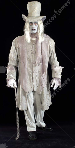 Ghostly Gentleman Adult Robe Costume