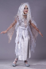 Ghostly Goddess Child Costume