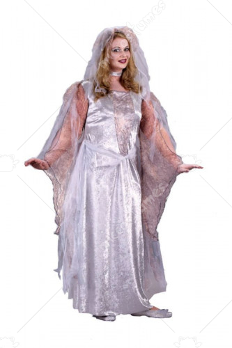 Ghostly Goddess Plus Size Costume