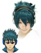 Gintama Bansai Kawakami Cosplay Wig