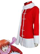 Gintama Kagura Scarf Cosplay Costume