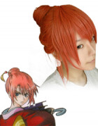 Gintama Kagura Yoshiwara Cosplay Wig