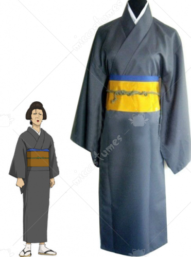 Gintama Ms Otose Cosplay Costume
