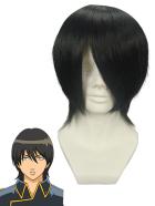 Gintama Sagaru Yamazaki Cosplay Wig