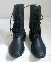 Gintama Shinsengumi Sougo Okita Cosplay Boots