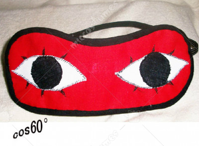 Gintama Sougo Okita Cosplay Eyepatch