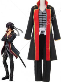 Gintama Takasugi Shinsuke Joui Wars Cosplay Costume