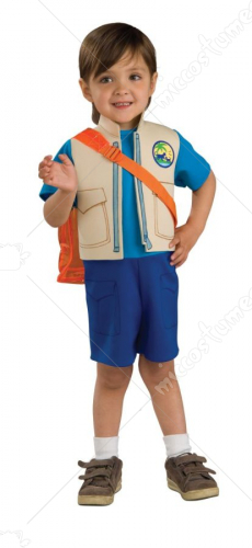 Go Diego Go Child Costume
