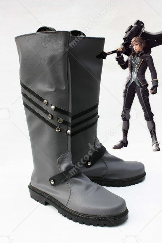 God Eater Rindou Cosplay Boots