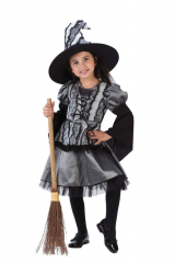 Goth Rose Witch Costume