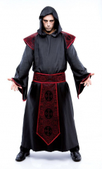 Gothic Priest Men Adult Costume