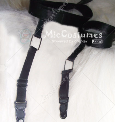 Gothic Punk Garters For Cosplay