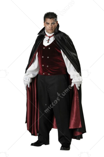 Gothic Vampire Adult Plus Size Costume