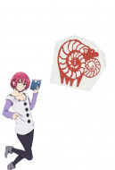 The Seven Deadly Sins Gowther Cosplay Tattoo Sticker