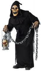 Grave Ghoul Plus Size Adult Costume