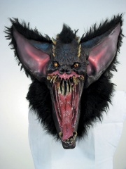 Gruesome Bat Mask