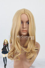 Guilty Crown Arisa Kuhouin Cosplay Wig