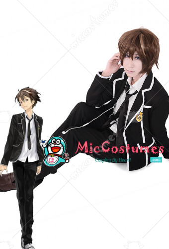 Guilty Crown Shu Ouma Cosplay School Uniform