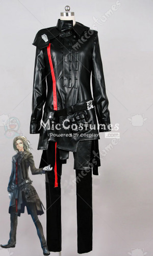 Guilty Crown Gai Tsutsugami Cosplay Costume