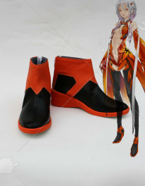 Guilty Crown Inori Yuzuriha Cosplay Boots
