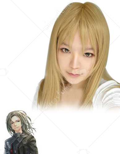 Guilty Crown Tsutsugami Gai Cosplay Wig